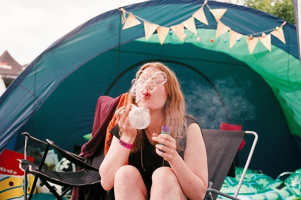 Le camping  le Trivoly à Toreilles