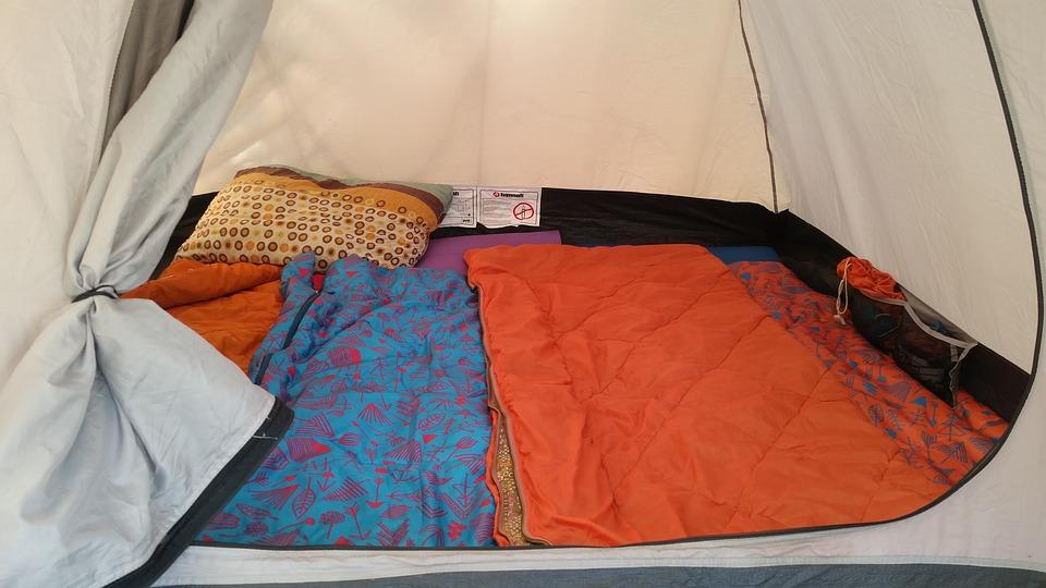 camping dans le 66