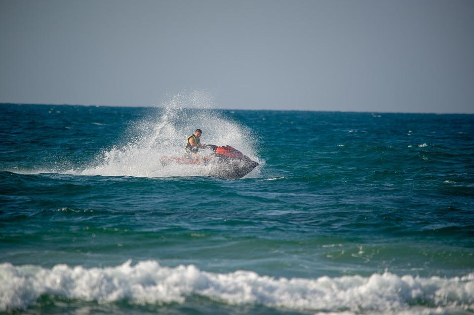 jetski à Argelès