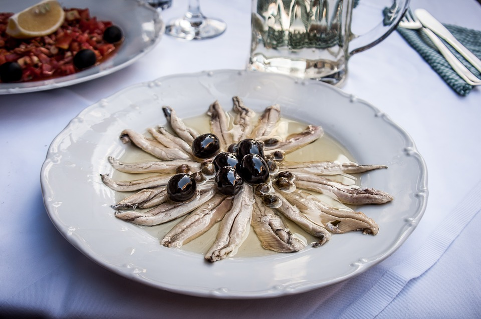 anchois de Collioure