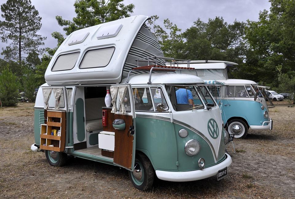 se garer en camping car