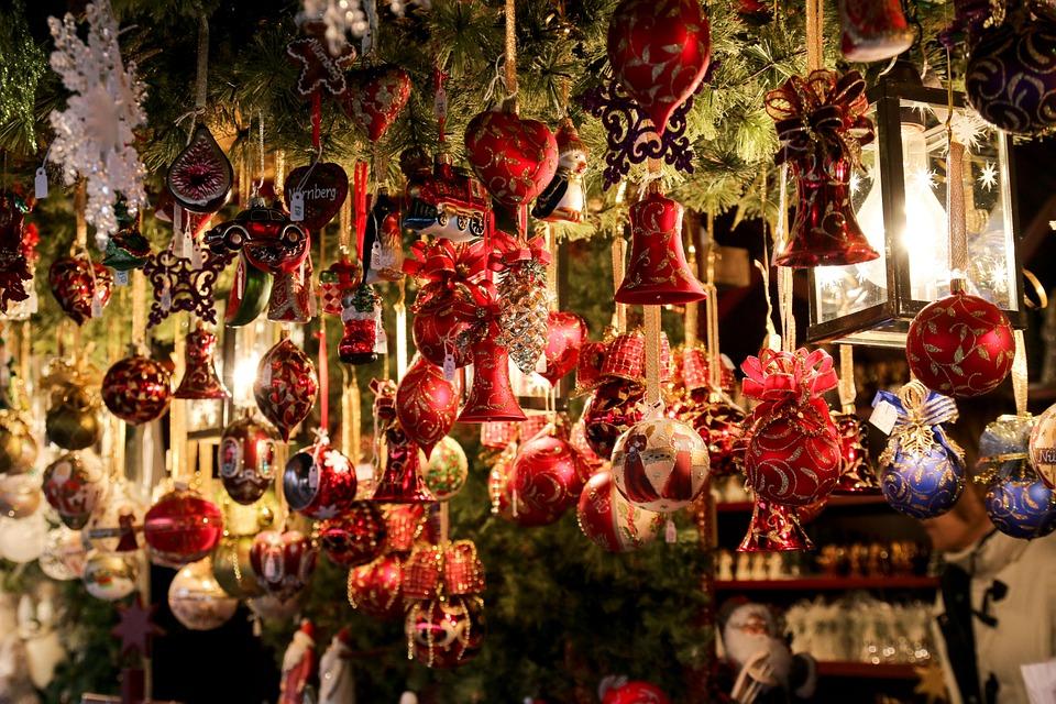 le marché de Noel