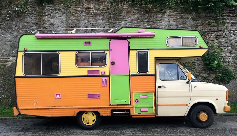 Pyrénées orientales en camping car