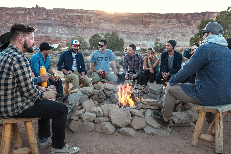 Où et quand partir en camping?