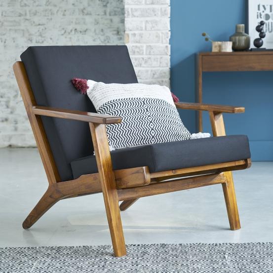 Quel revêtement de fauteuil scandinave choisir ?