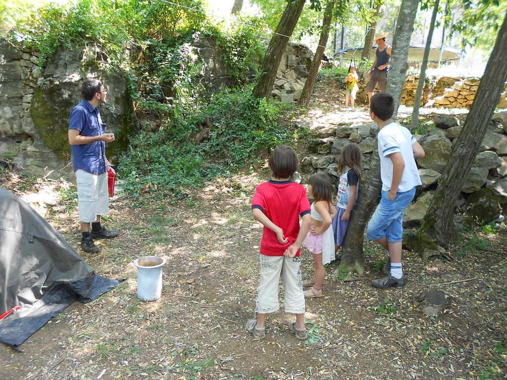 Vacances en famille dans un camping 4 étoiles dans les Pyrénées Orientales